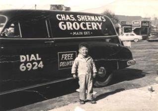 OLD SHERMAN PICS Charles 2015