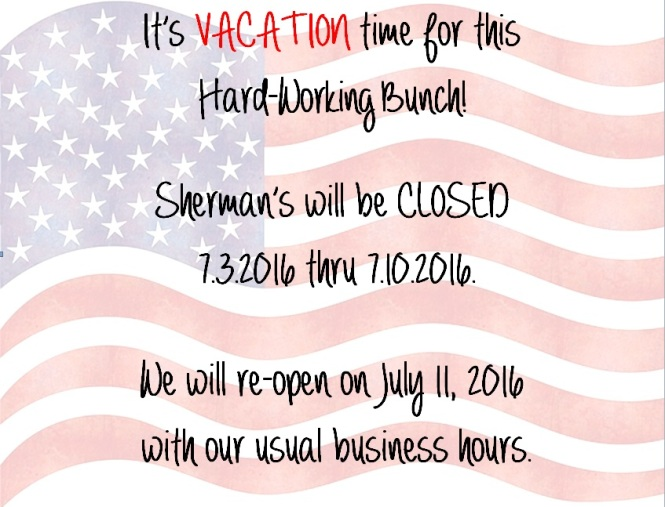 vacation 2016