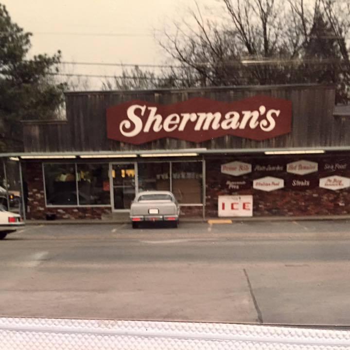 Back In Time Sherman's