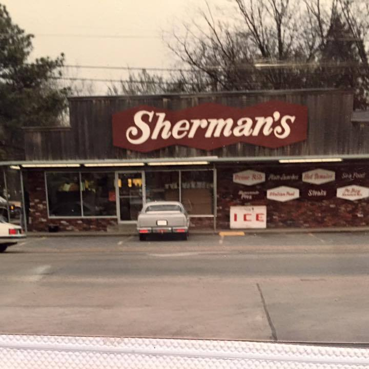 Back In Time Sherman's